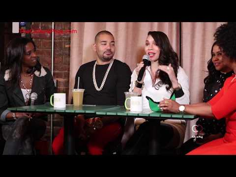 DJ Envy & Gia Casey Talk Money & Relationships @ Wealth Wednesday's (Part 1)