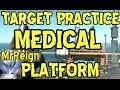 Metal Gear Solid 5 - Medical Platform - Target Practice - All Target Locations
