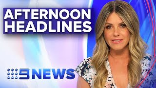 Fire emergency latest, Barnaby Joyce's controversial comments   Nine News Australia