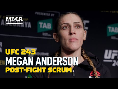 Megan Anderson: I give Amanda Nunes 'a lot of problems she's never seen before'