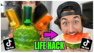 We TESTED Viral TikTok Life Hacks.... (SHOCKING) *PART 19*
