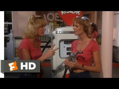 Gas Pump Girls (2/11) Movie CLIP - The Art of Pumping Gas (1979) HD