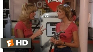 Gas Pump Girls (2/11) Movie CLIP - The Art of Pumping Gas (1979) HD