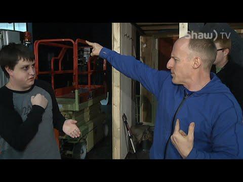Medicine Hat Musical Theatre's Noises Off! - Actor Kent Ertman