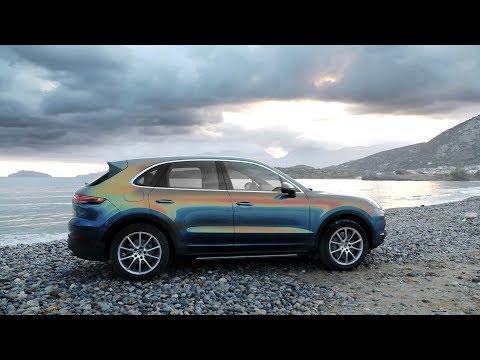 """Porsche Cayenne 2017 - """"Game-Changer"""""""