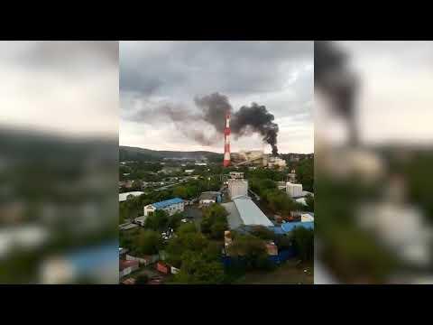 VL.ru – Авария на ТЭЦ-2 во Владивостоке