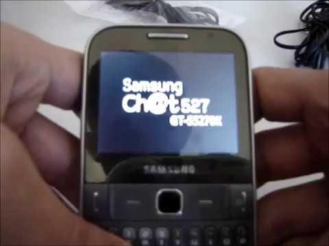Samsung Ch@t 527 Türkçe