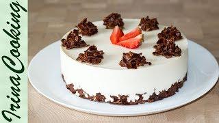 Творожный ТОРТ ПЛОМБИР без выпечки | No-Bake Cheesecake Sundae