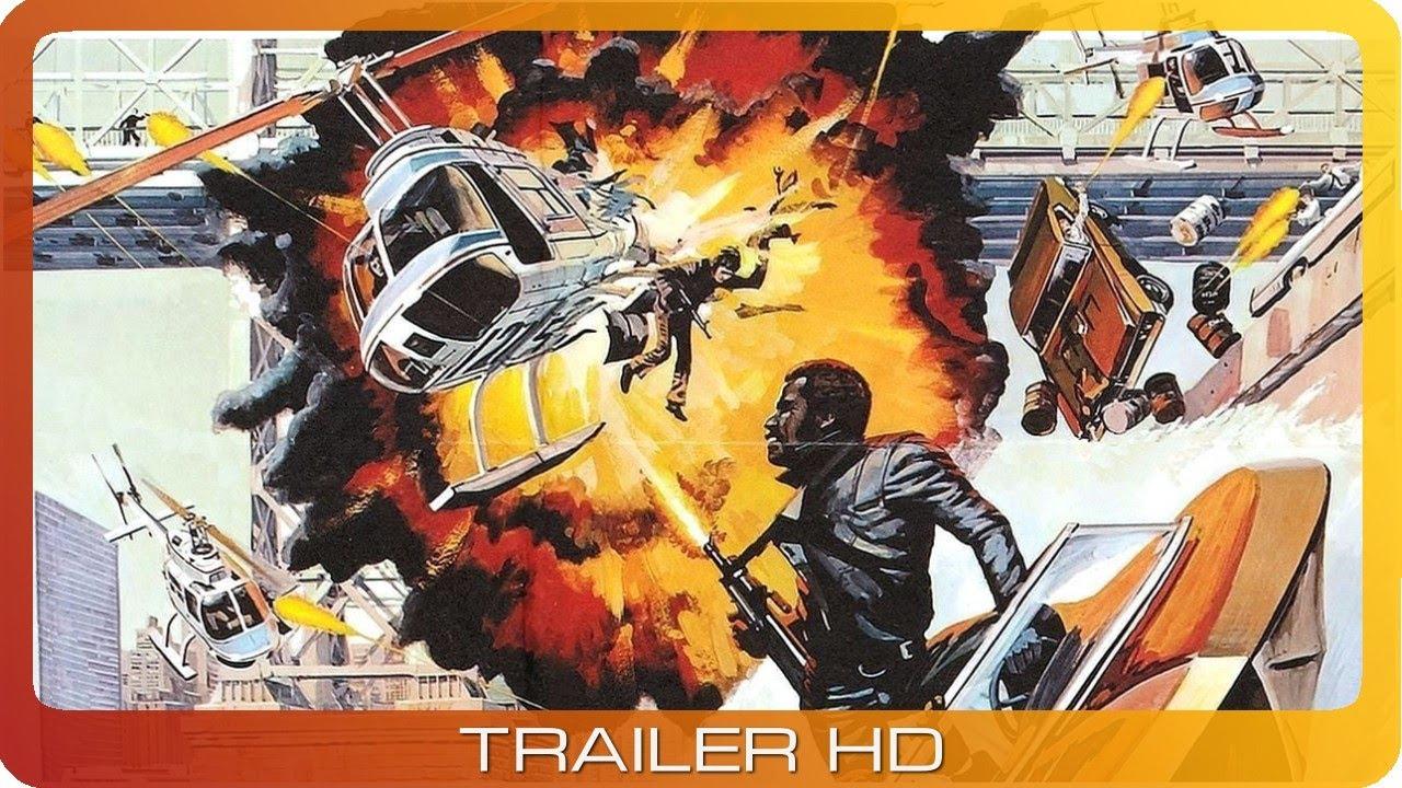 Shaft's Big Score! ≣ 1972 ≣ Trailer