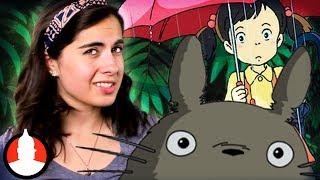 Es Totoro, El Ángel De La Muerte?! La De Mi Vecino Totoro Teoría: De Dibujos Animados De La Conspiración (Ep. 12)