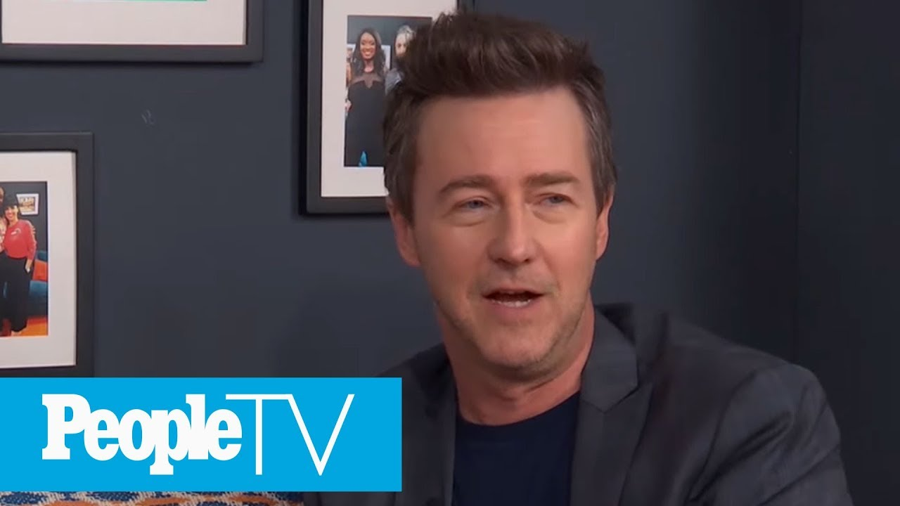 Edward Norton On Filming 'Moonrise Kingdom': 'Wes Doesn't Pay' | PeopleTV