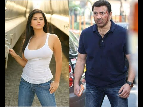 Sunny Leone And Sunny Deol Funny Love. Comedy Video 🤣🤣