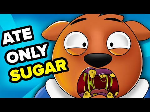 What If You Only Ate Sugar?