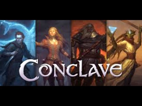 Let's Try Conclave - (Online Dungeons & Dragons Style Game)