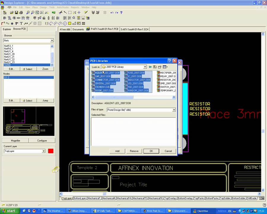 Protel 99 Pcb Design Software Free Download - toolboxinstalzone