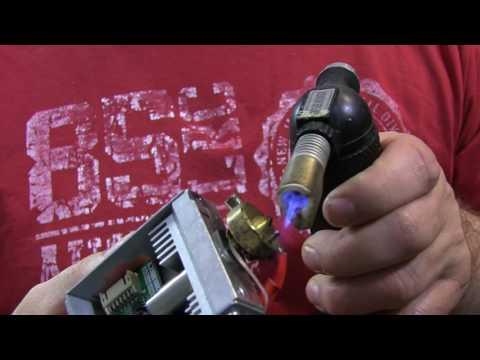 ▼ Unclogging the Nozzle of the XYZPrinting Da Vinci Pro 3D printer