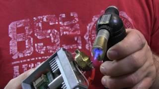 ▼ Unclogging the Nozzle of the Da Vinci Pro 3D printer
