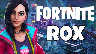 Fortnite Season 9 NEW ROX Skin Gameplay!
