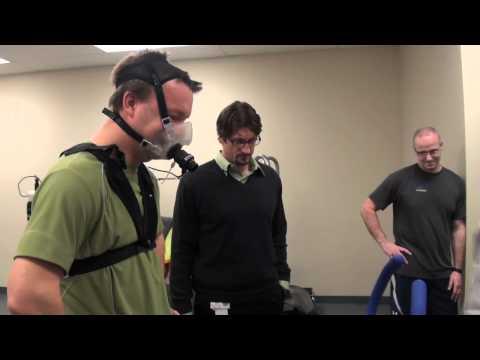 Training camp testing: V02 Max