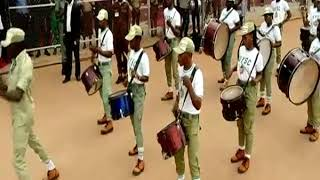 Osun Chidren's Day 2018 : Display by NYSC Corp members
