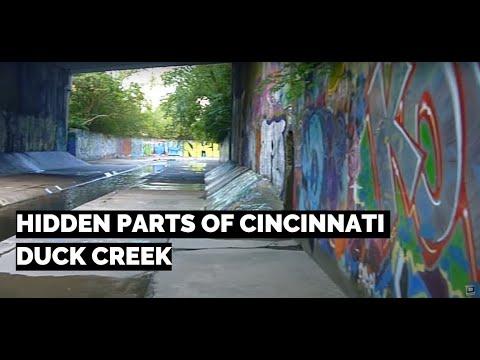 Hidden Parts of Cincinnati | Duck Creek