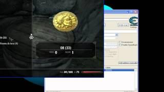 Cheat Skyrim Hack Gold / Item Cheat Engine