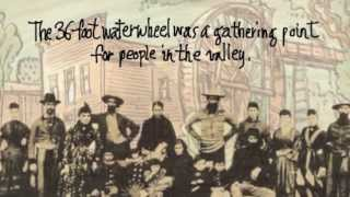 Wine Country - The Bale Mill - Napa Valley (Art= Bill Russell, Song= Brian Gore)