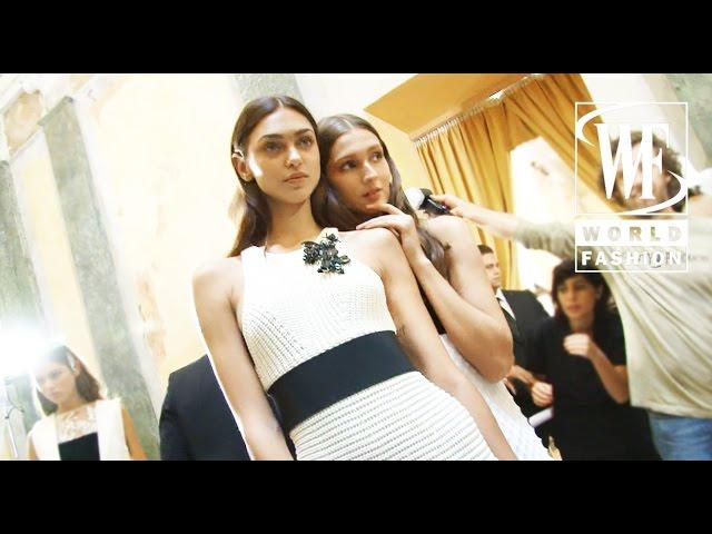 Les Copains Spring-Summer 2016 Milan Fashion Week