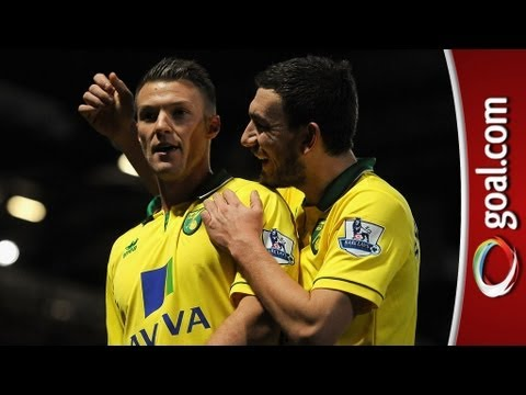 Norwich 2-1 Sunderland: Happy Days For Canaries