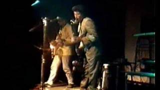 Macromassa y Anton Ignorant en Tolosa 1987