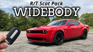 Full Review: 2020 Dodge Challenger R/T Scat Pack Widebody | The Modern Muscle Car