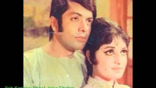 Yeh Kaghazi Phool Jaise Chehre - Tribute To Mehdi Hassan - By Aamer Agha (Live)