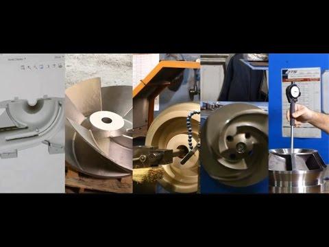 Pump Parts   Custom   3D Fabrication   Hayes Pump, Inc
