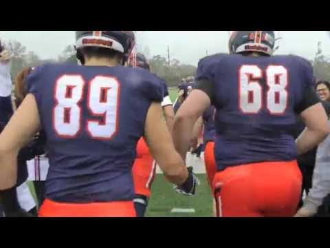 "Wheaton Football 2017 Season Highlights - ""Never Forget"""