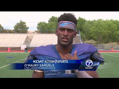 Top notch Los Lunas running back puts New Mexico on the map