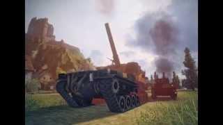 Скрины из игры World of Tanks
