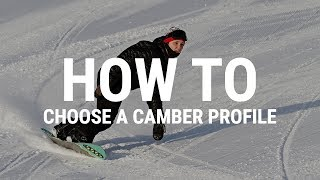 How to Choose a Snowboard Camber Profile - Tactics.com
