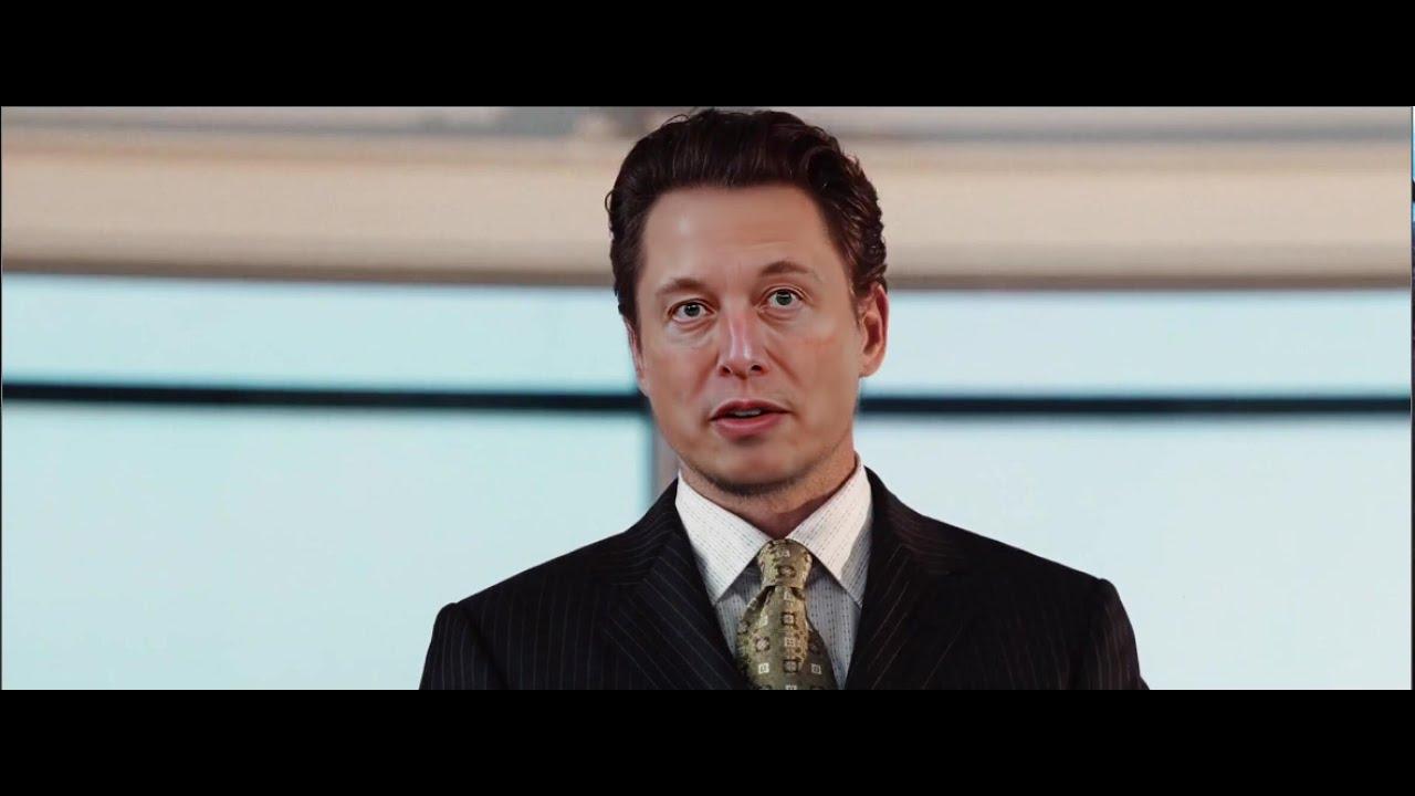 马斯克终于承认自己的真实身份了 Elon Musk's open secret | deepfake