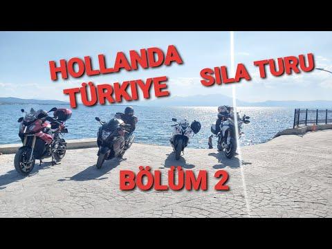 HOLLANDA-TÜRKIYE SILA TURU 2020 / 2.Bölüm #tbikers @tbikers
