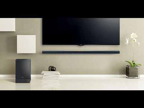 LG NB4530A Soundbar - LG NB4530A Soundbar - YouTube