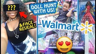 Barbie VLOG!! Doll Hunting at Walmart 😍