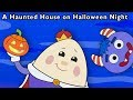 A Haunted House on Halloween Night and More 🎃 | COSTUME PLAYTIME | Mother Goose Club