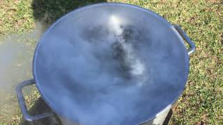 What Happens when you put Dry Ice in Boiling Water?