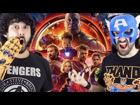 AVENGERS: INFINITY WAR - MOVIE REVIEW!!! (Non Spoiler)