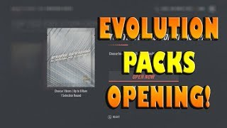 HUGE-NORMOUS Tier 1 Set and EVO Packs Opening NHL 19
