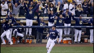 Dodgers vs Brewers | NLCS Highlights Game 1 ᴴᴰ