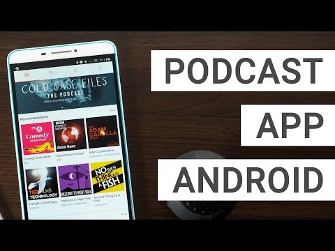 The BEST Podcast Apps For Android Tablets