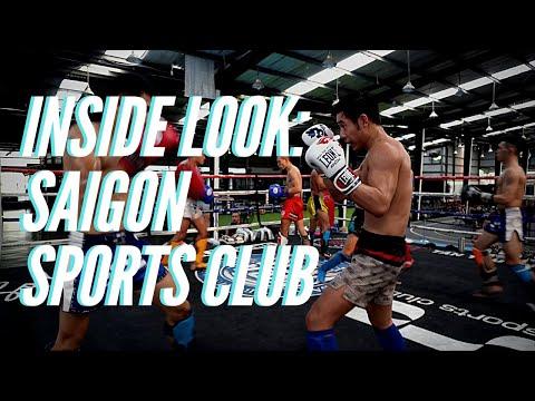 Sparring Vietnam's PRO Muay Thai Fighters - Inside Look @ Saigon Sports Club