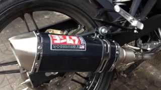 Exciter 150/ Sniper 150/ Jupiter Mx king/ LC 150 Yoshimura sound Test