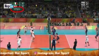 Olimpiadi: La battuta più veloce dei Giochi... by Ivan Zaytsev